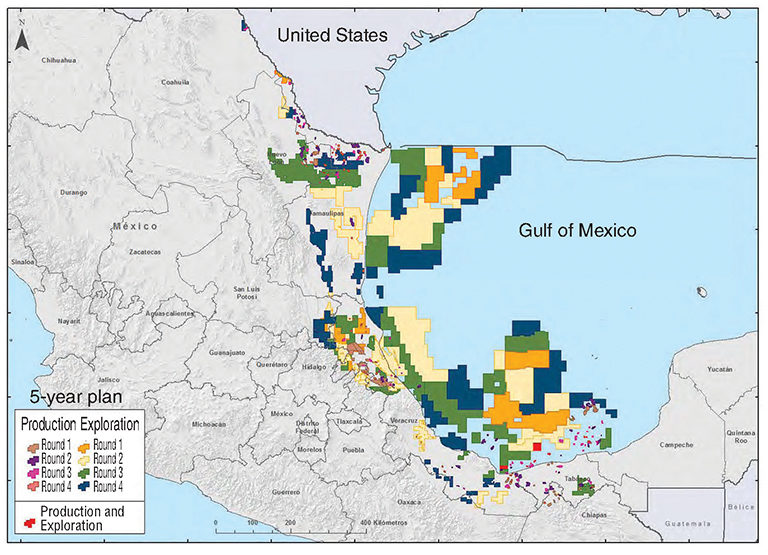 Jpt Mexico Awards Its First Deepwater Blocks What Comes Next